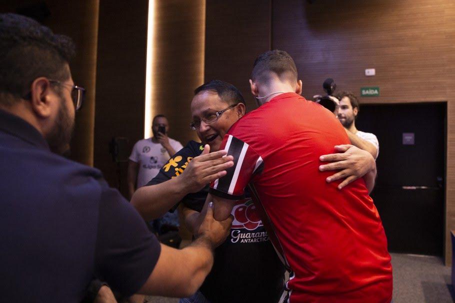Thiago 'Avaré' é o grande campeão do e-Brasileirão 2019